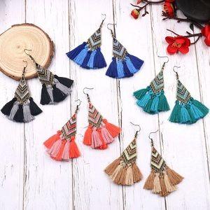 New earrings jewelry